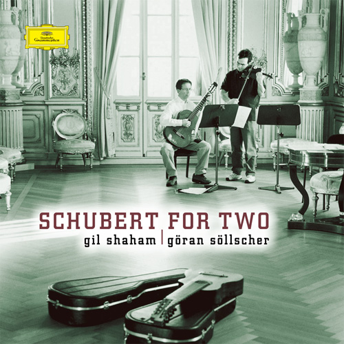 Gil Shaham & Goran Sollscher Schubert For Two 180g.jpg