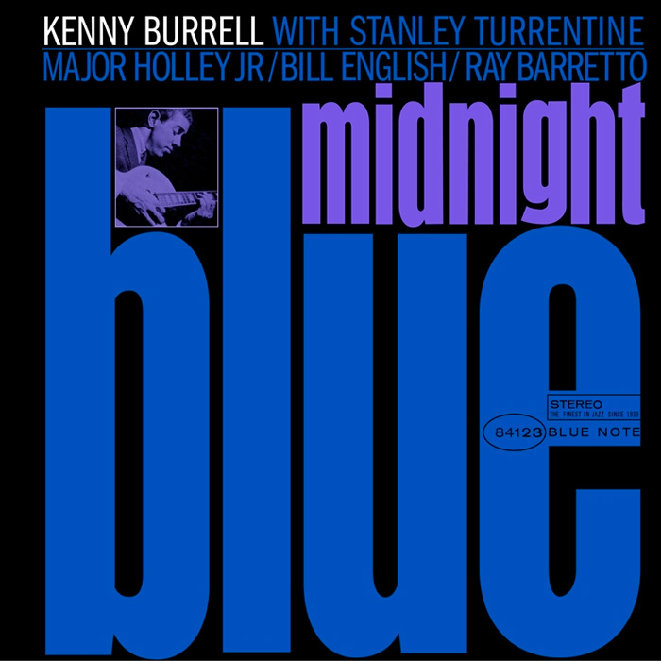 Kenny Burrell Midnight Blue 180g LP.jpg