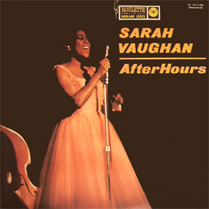 Sarah Vaughan After Hours 180g LP.jpg