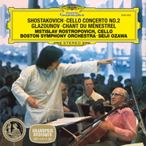 Shostakovich Cello Concerto No. 2 180g LP.jpg