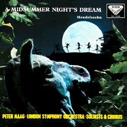 MENDELSSOHN A MIDSUMMER NIGHT'S DREAM 180g LP.JPG