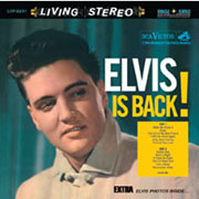Elvis Presley Elvis Is Back! 180g LP.jpg