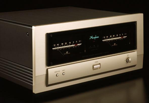 ענק Accuphase P5000 מגבר סטריאו • HiFiMusic JW-49
