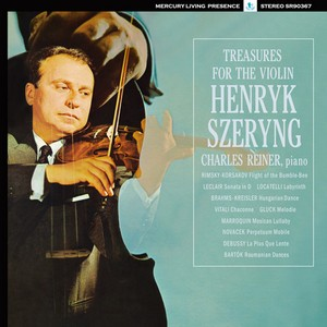 Henryk Szeryng Treasures For The Violin 180g LP.jpg