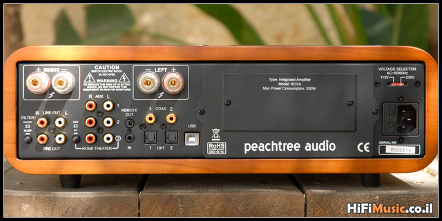 Peachtree Audio - NOVA