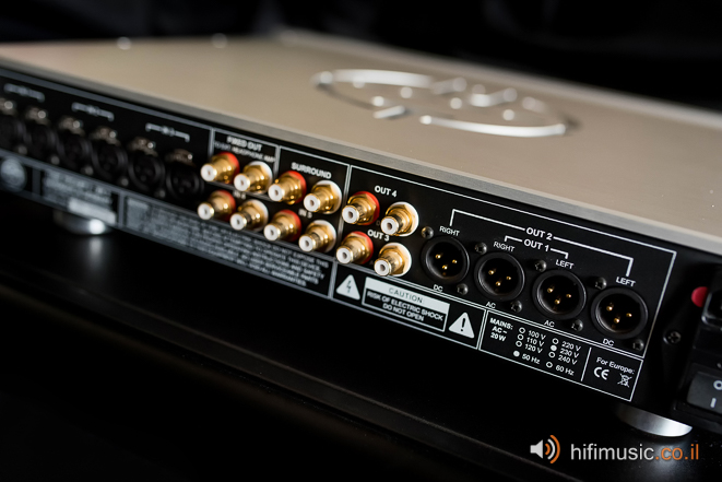 Accustic Arts - TUBE PREAMP II – MK2