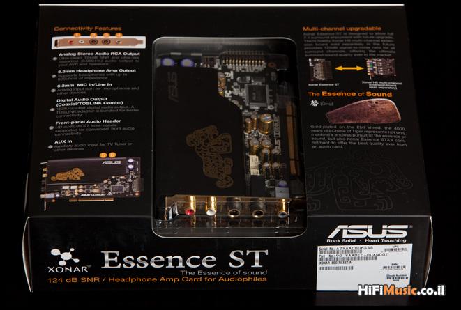 Asus Xonar Essence ST