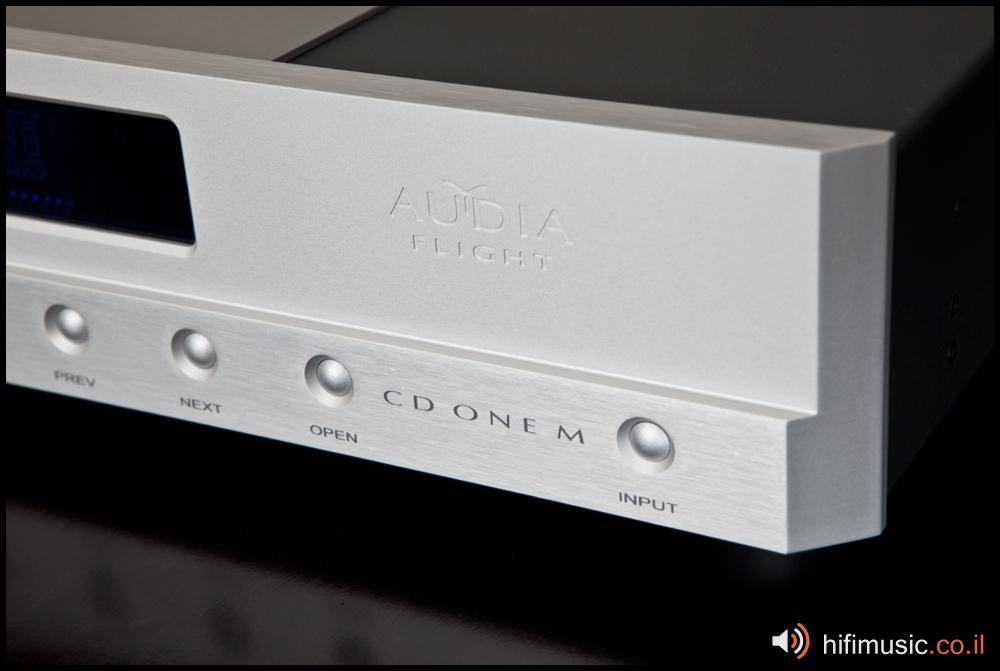 Audia Flight FL CD ONE M Review • HiFiMusic