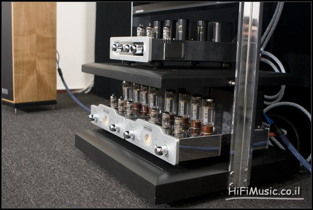 Audio Space Line-2 & M-9SE