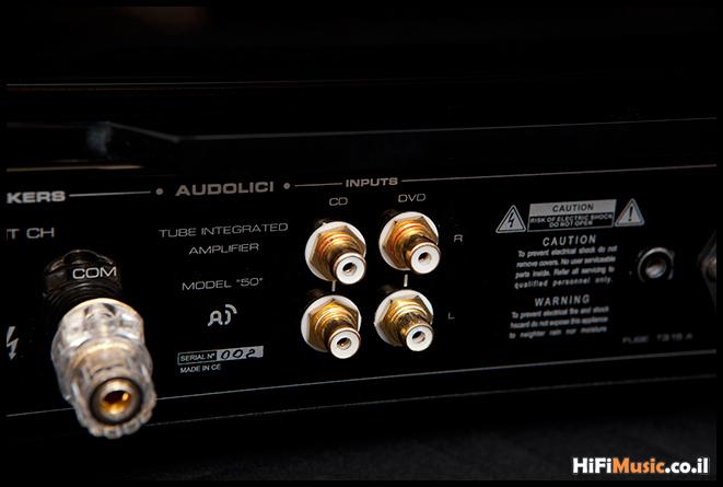 Audolici I50 Blues