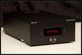 Blacknote DSS 30 tube