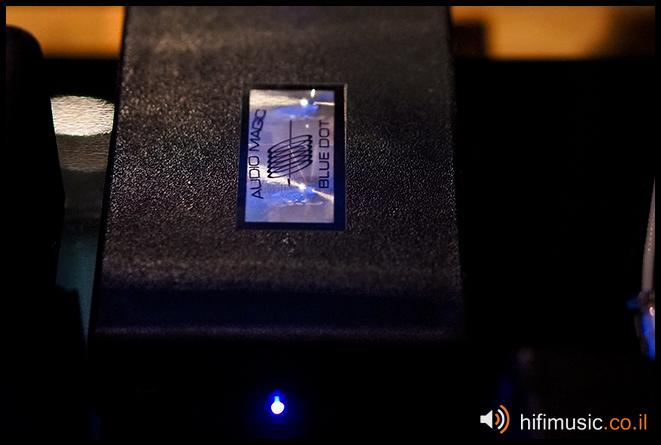 Audio Magic Blue Dot