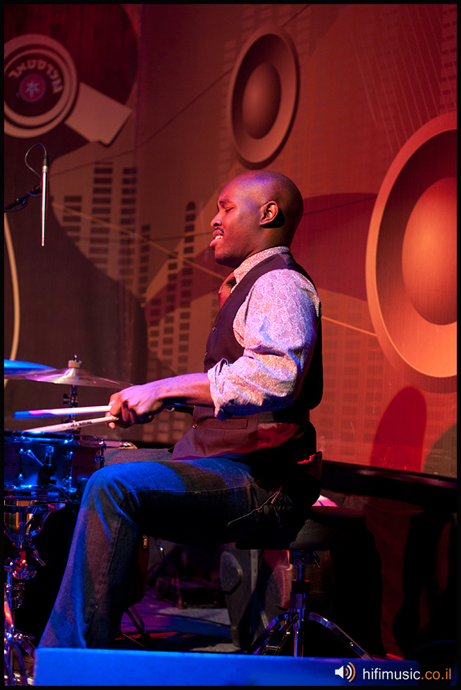 Christian McBride Trio at the Zappa 2011