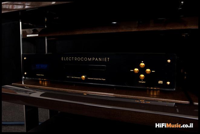 Electrocompaniet ECC 1