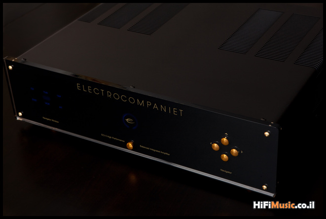 Electrocompaniet ECI-5 Integrated Amplifier