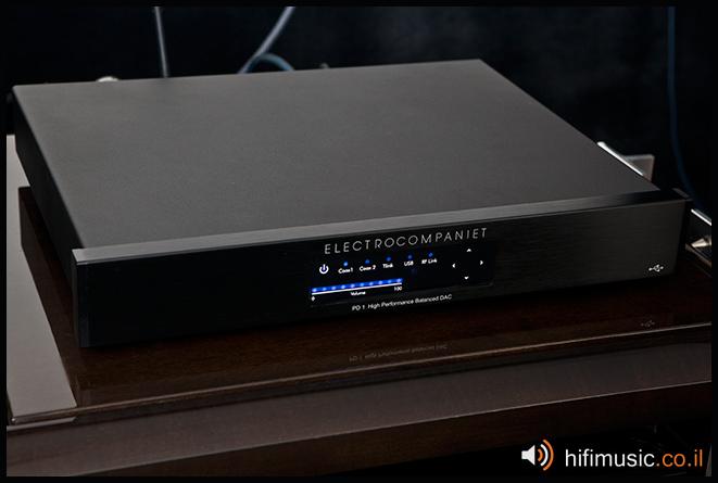 Electrocompaniet PD-1 DAC