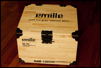 Emille KI-40L Integrated Amplifier Integrated