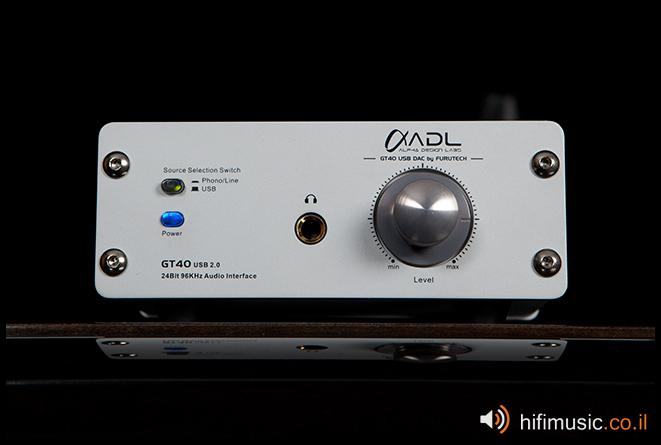 ADL/Furutech GT-40