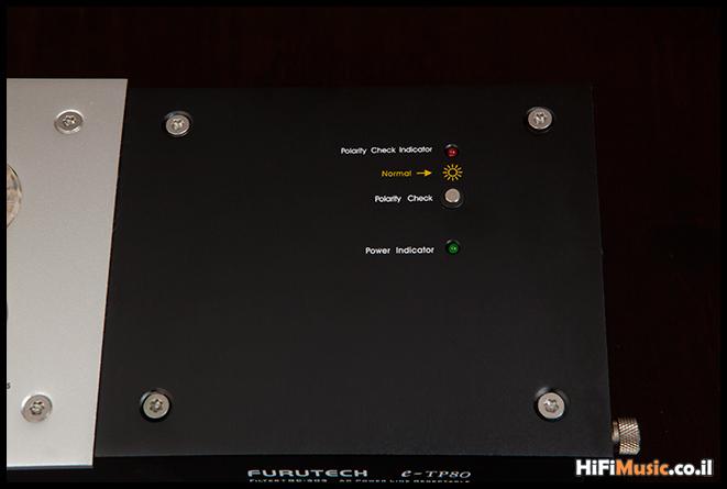 Furutech e-TP80