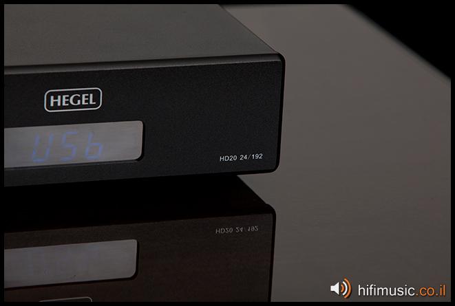 Hegel HD20 DAC