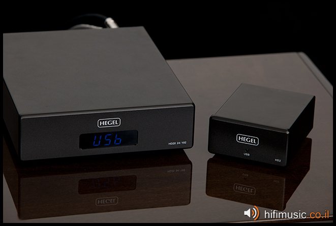 Hegel HD20 DAC