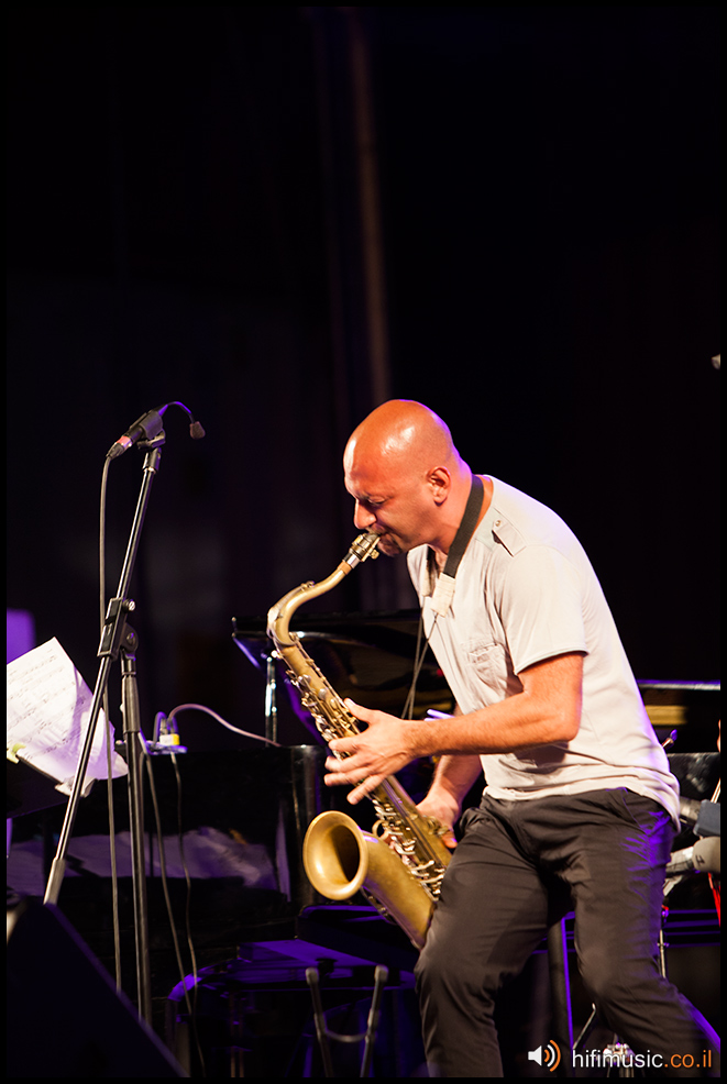 Red Sea Jazz Fest 2013