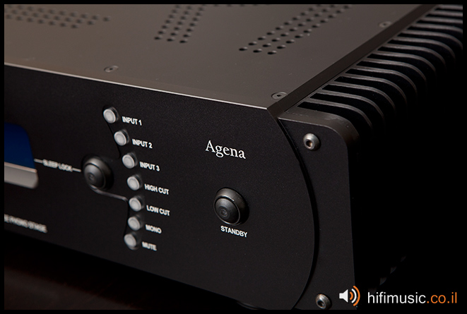 Leema Acoustics Agena Phono Stage