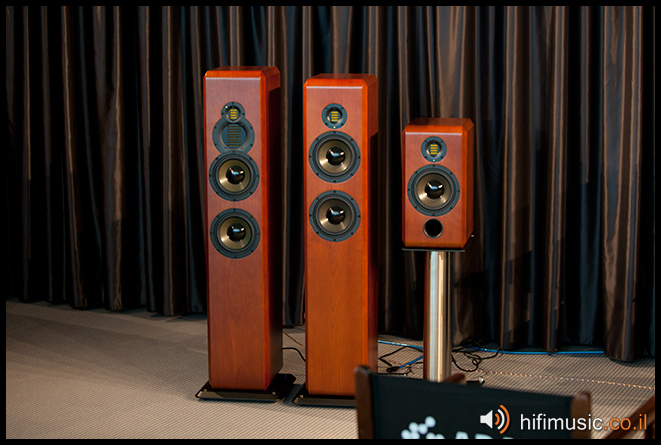 Munich High End 2011 Adam Meridian