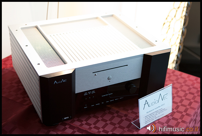 Munich High End 2011 AudioNec