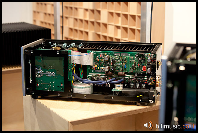 Munich High End 2011 Audionet, Wilson Benesch