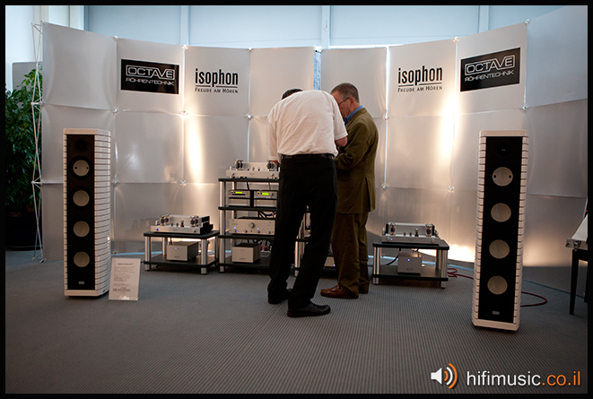 Munich High End 2011 Isophon Octave