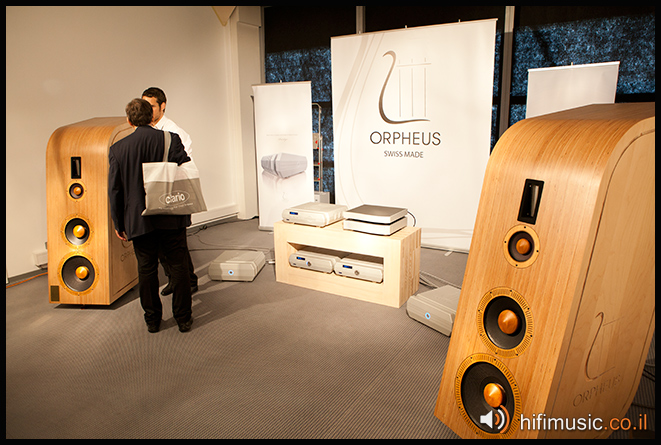 Munich High End 2011 Orpheus