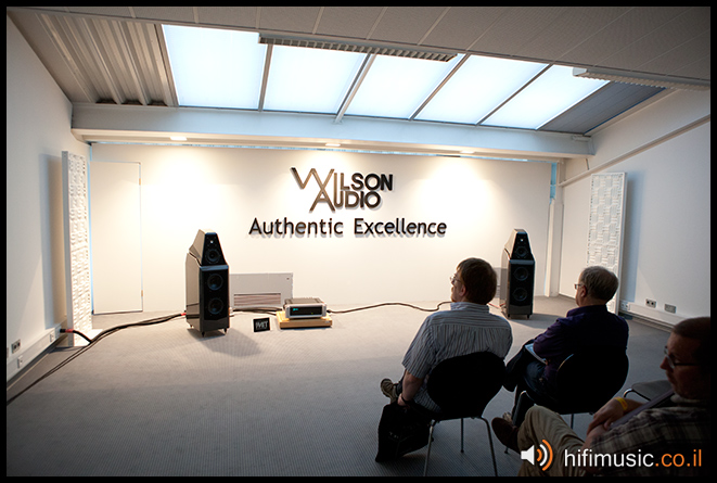 Munich High End 2011 Wilson Spectral MIT