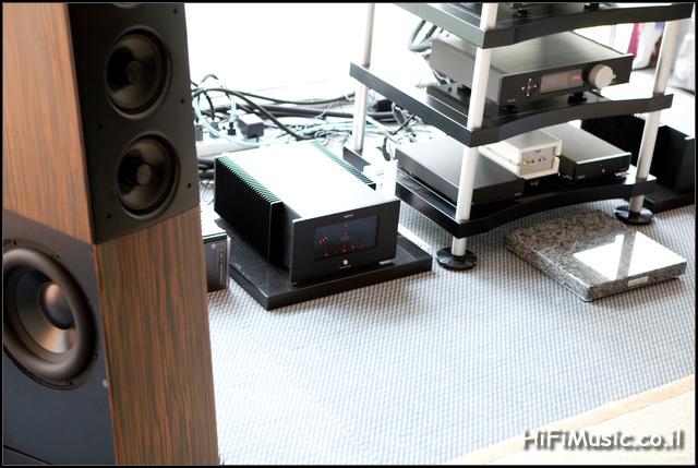Munich High End Show 2009 Audio Physics Room