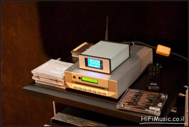 Munich High End Show 2009 Audio Resolution Room