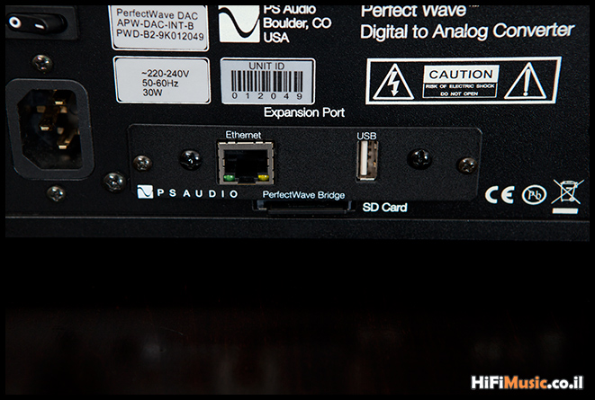 PS Audio PrefectWave Bridge