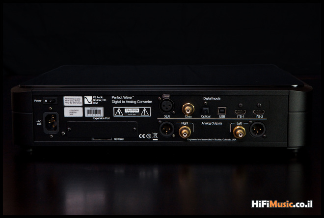 PS Audio PerfectWave DAC