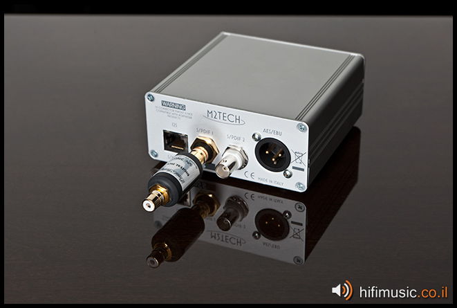 Purist Audio Deisgn Digital Isolation Adapter