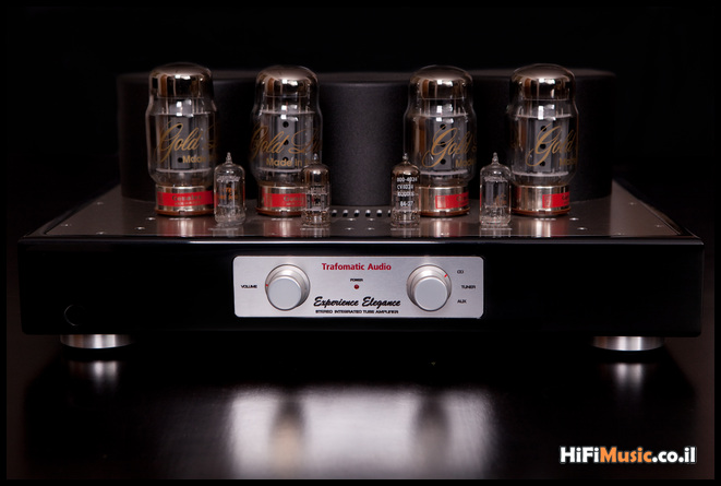 Trafomatic Audio Experience Elegance Integrated Amplifier