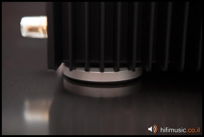 Trigon Energy Integrated Amplifier