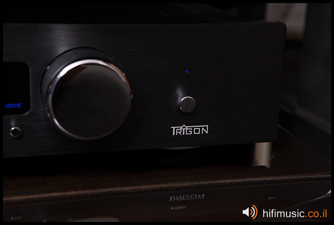 Trigon Energy Integrated Amplifier