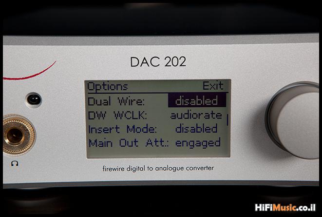 Weiss DAC 202