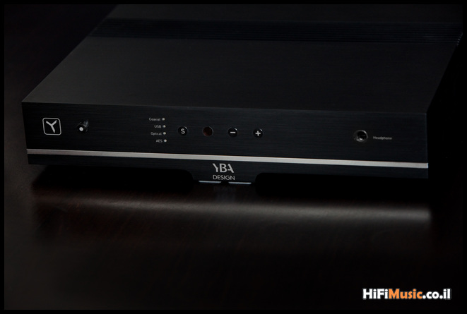 YBA Design WD202 DAC